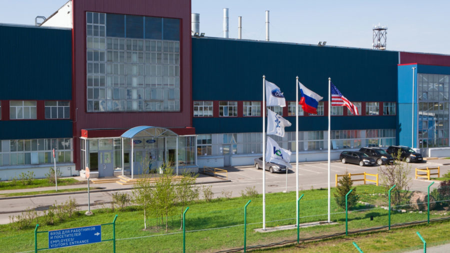 Ford Sollers, г.Санкт-Петербург, г.Елабуга