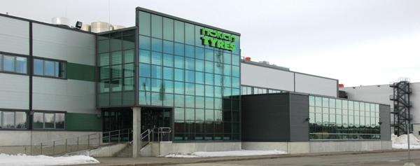Nokian Tyres, Санкт-Петербург