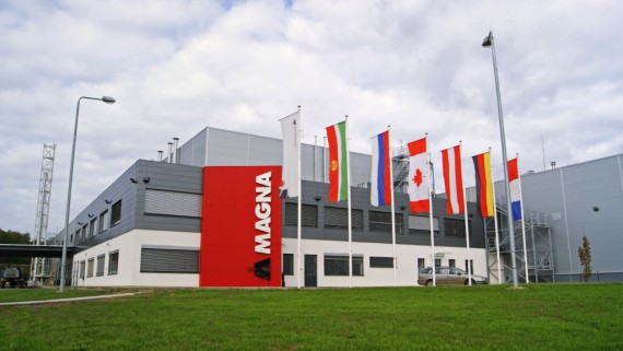 Magna International Inc, Санкт-Петербург