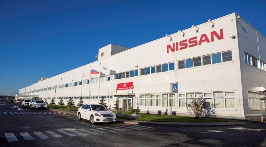 Nissan Manufacturing RUS, Санкт-Петербург